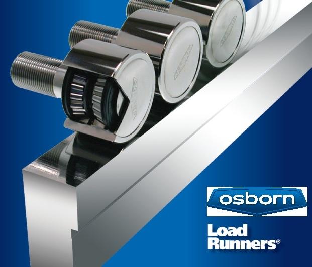 Łożyska specjalistyczne przemysłowe Load Runners OSBORN