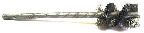 Szczotka OSBORN Ø 18x25x89 drut stalowy falisty 0,13