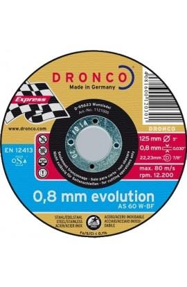 Tarcza do cięcia EVOLUTION1 Ø125x0,8mm nr.1121000