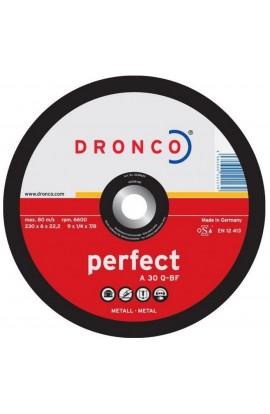 Tarcza do szlifowania OSBORN Perfect A30T Ø230x6mm otwór 22,2 nr.3236041100
