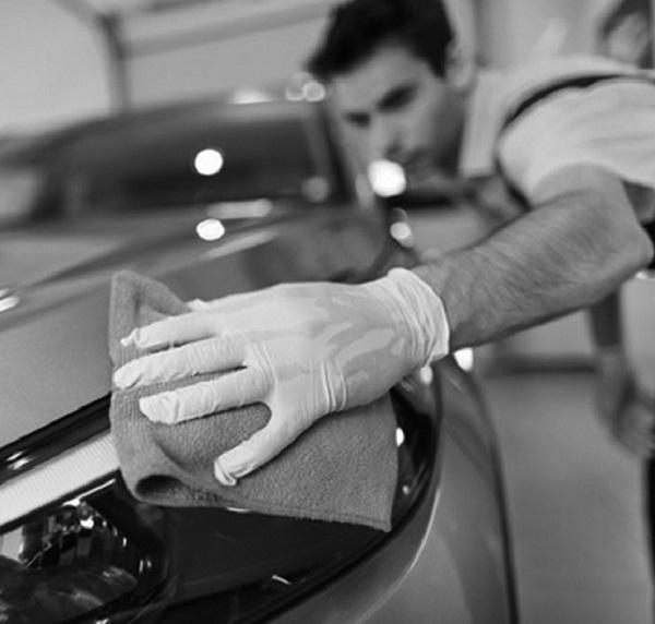 Do polerowania aut i lakierów