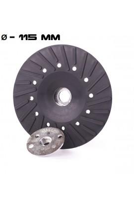 Podkład pod ściernice GTX MARTINNO Ø  115 mm M14  wentylowany GTX115M14WENT