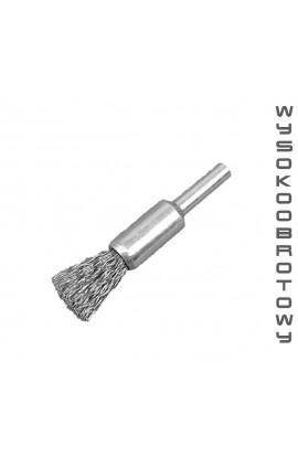 Szczotka pędzelkowa wysokoobrotowa trzpieniowa OSBORN Ø 12 drut stalowy falisty 0.30  nr.0003509161