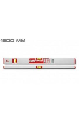 Poziomica BMI Eurostar ALU zakres 1200mm 690120E