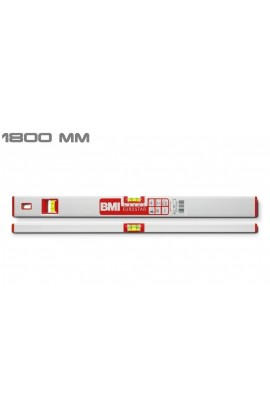 Poziomica BMI Eurostar ALU zakres 1800mm 690180E