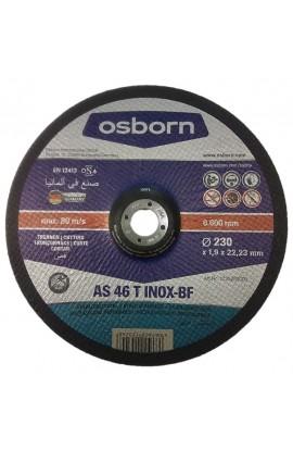 Tarcza do cięcia OSBORN Special AS 46 Ø230X1,9 otwór 22,2 nr.1233250578 ( 1233250000 )