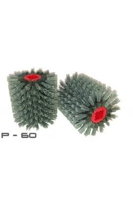 Szczotka walcowa OSBORN Ø 100x100 otwór 19mm tworzywo Novofil NN-S P-60,  nr. MO/5341401912