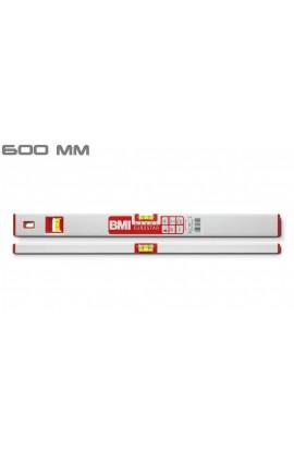 Poziomica BMI Eurostar ALU zakres 600mm 690060E