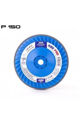 Ściernica talerzowa ASG Pro MARTINNO  Ø 125 M14  gr. 150/fine nr. ASGPro125M14150