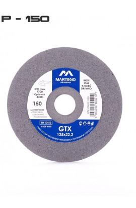Ściernica płaska GTX MARTINNO  Ø 125x8x22,2 gr. 150/fine nr. GTX125822,2150
