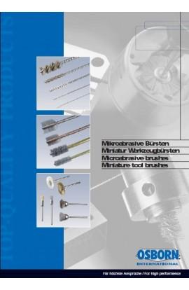 Katalog Osborn Microabrasive