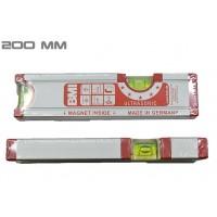 Poziomica BMI ULTRASONIC 200 mm 692020M